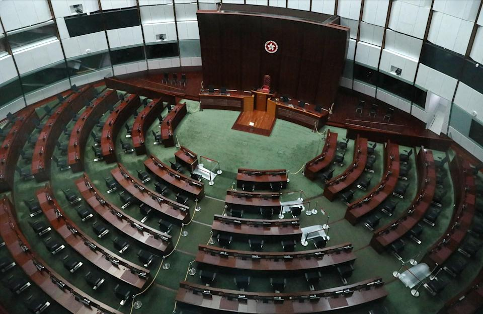 Legco is expanding from a 70 to 90-seat chamber. Photo: Nora Tam