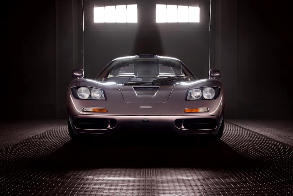 A 1995 McLaren F1 is expected to sell for more than $15 million at the upcoming Gooding&Company Pebble Beach Auction.