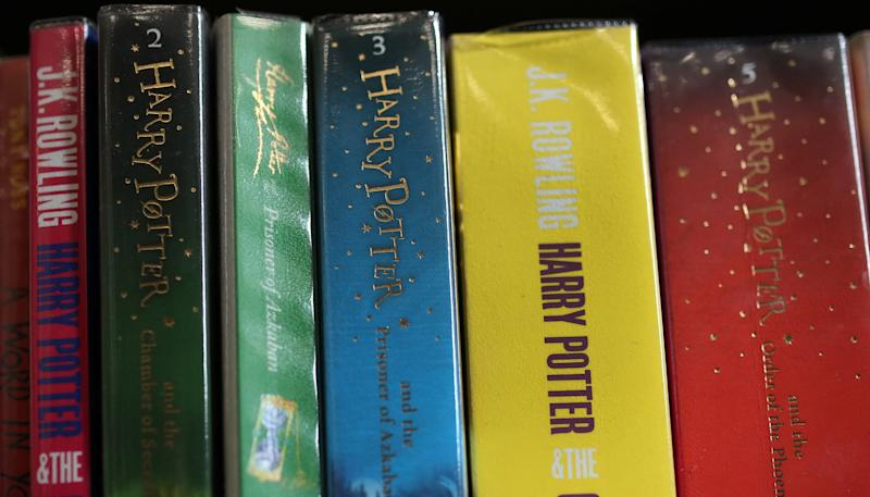 Many Harry Potter fans are choosing to focus on the original series, separate from the Rowling uproar. (Photo: REUTERS/Phil Noble)