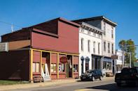 """<p>Centerville is just one of the stops along Indiana's """"<a href=""""http://visitrichmond.org/visitors/things-to-do/antique-alley"""" rel=""""nofollow noopener"""" target=""""_blank"""" data-ylk=""""slk:Antique Alley"""" class=""""link rapid-noclick-resp"""">Antique Alley</a>."""" While you're there, be sure to visit <a href=""""http://www.americanhouseantiques.com/"""" rel=""""nofollow noopener"""" target=""""_blank"""" data-ylk=""""slk:American House Antiques"""" class=""""link rapid-noclick-resp"""">American House Antiques</a>, a multi-dealer shop housed in a hotel building that dates back to 1886.</p><p><a href=""""https://flic.kr/p/zFXgzm"""" rel=""""nofollow noopener"""" target=""""_blank"""" data-ylk=""""slk:Photo via Flickr"""" class=""""link rapid-noclick-resp""""><em>Photo via Flickr</em></a> </p>"""