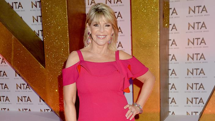 Ruth Langsford says that she's fed up of assertive women being called bossy (Image: Getty Images)