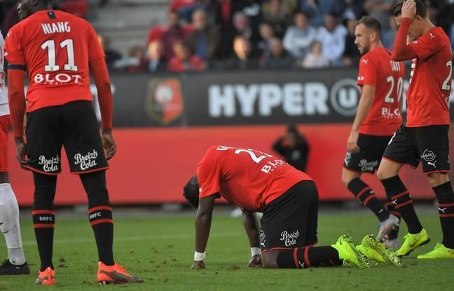 Rennes - Edouard Mendy out plusieurs semaines