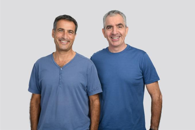 CommonGround founders Amir Bassan-Eskenazi and Ran Oz