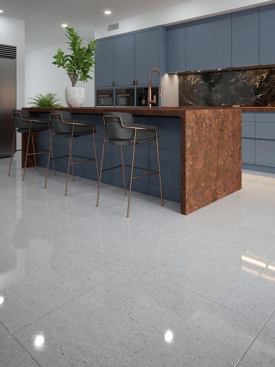 Photo credit: Wall and Floors