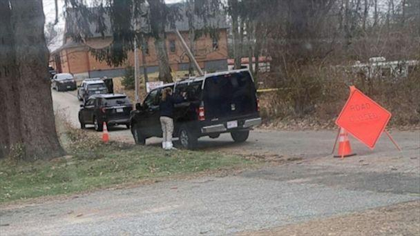 PHOTO: Authorities in Massachusetts are investigating the mysterious death of a woman whose body was discovered near a sewage treatment plant. (WCVB)
