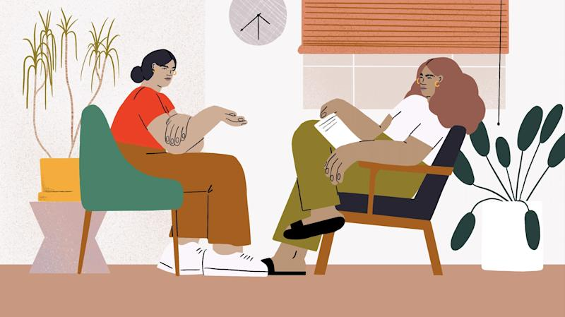 Let's Talk Therapy : Why We're Spending October Destigmatizing the Mental Health Discussion