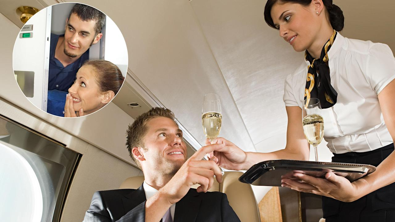 Flight attendants reveal the most bizarre things they've seen on the job