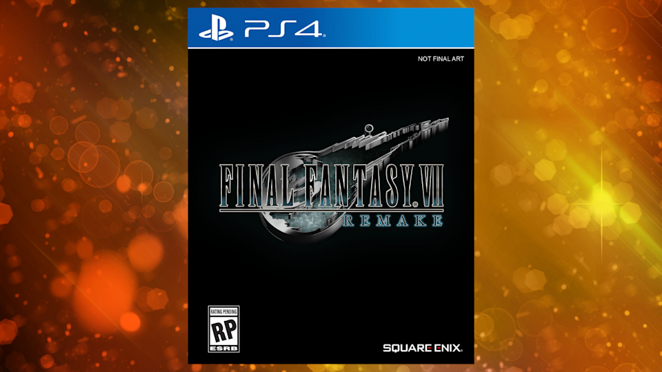 Save half on Final Fantasy VII: Remake for PlayStation 4. (Photo: Walmart)