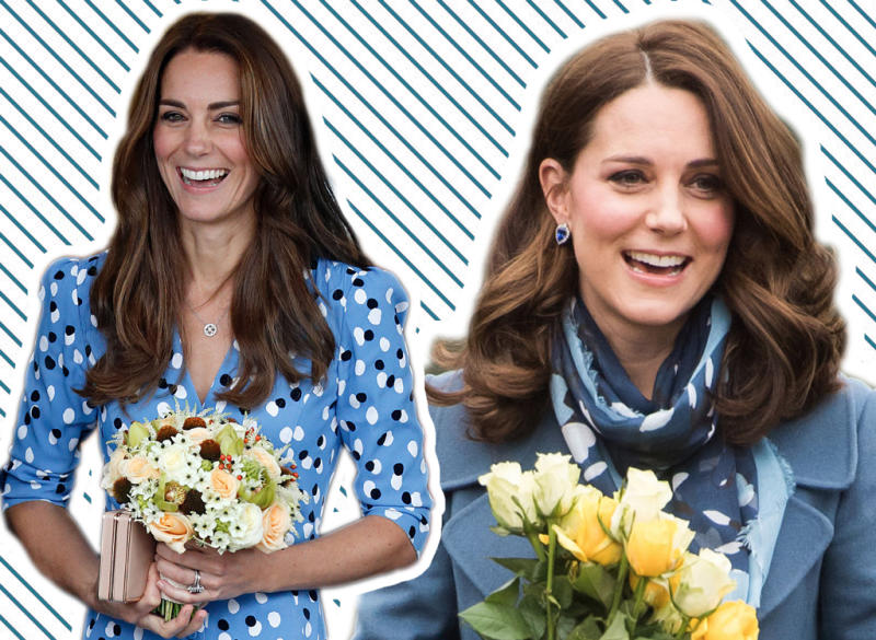 Kate Middleton reportedly made the donation anonymously. (Photo: Getty)