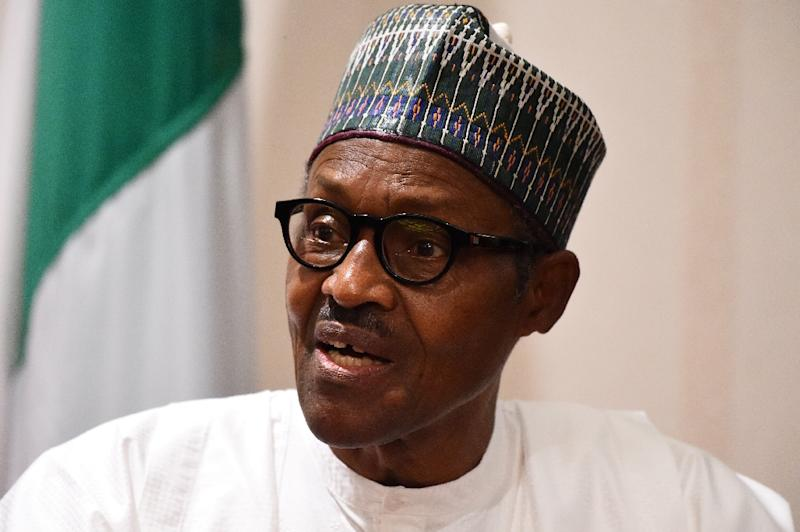 Nigerian President Mohammadu Buhari from ruling All Progressives Congress (APC), who is seeking re-election, is a Hausa-speaking ethnic Fulani Muslim who vowed to tackle corruption
