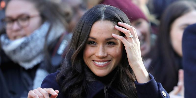Meghan Markle is reportedly in Toronto right now