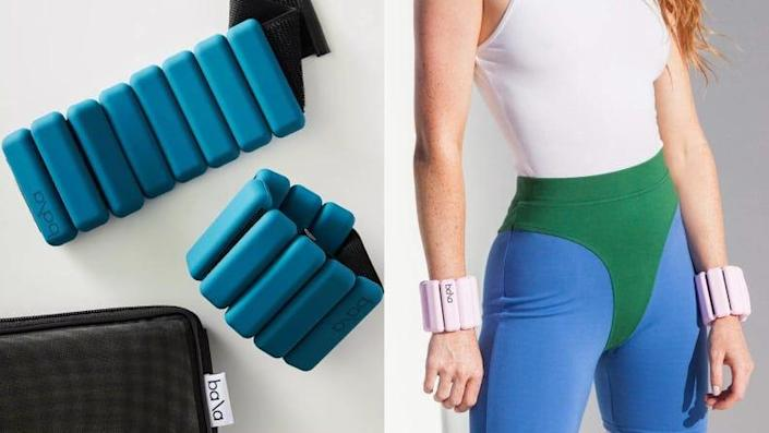 Best health and fitness gifts 2021: Bala Bangles, weighted hula hoops, and mini trampolines
