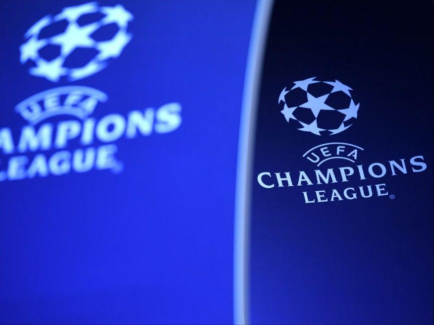 A general view of the Champions League logo (Getty Images)