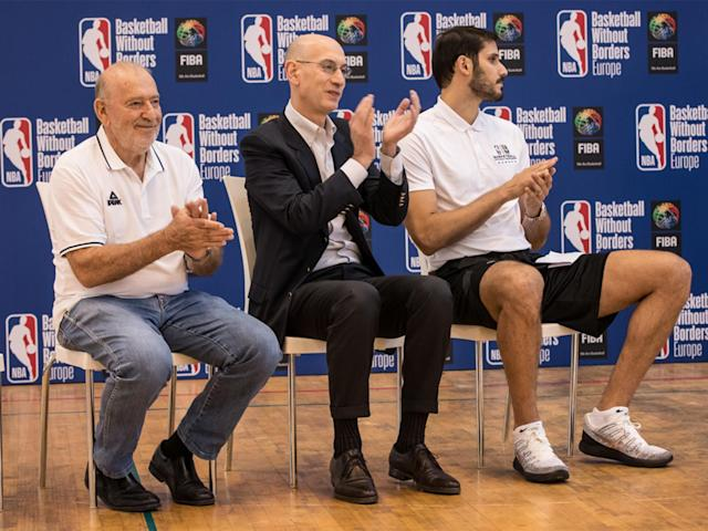 "<p>On Dec. 28, 2015, Omri Casspi had arguably the best game of his career: The veteran forward scored a career–high 36 points, including nine three-pointers, on the road against the defending champion Warriors. That's the player the Warriors hope they added this summer, when Casspi joined Golden State on a one-year contract.</p><p>Casspi is at a crucial juncture in his career. After eight years in the league, most recently a down season that saw him play for three different teams, the Israeli forward might have to fight for minutes this season with the loaded Warriors. Still, his ability to shoot threes—he's a 36.7% career shooter from beyond the arc—could make him an invaluable role player.</p><p>Before stepping on the court for his new team, Casspi traveled to his home country with NBA commissioner Adam Silver, Basketball Hall of Famer David Robinson and several NBA players for a Basketball Without Borders camp, which brought together kids from 22 different countries and a variety of religious backgrounds. <a href=""http://SI.com"" rel=""nofollow noopener"" target=""_blank"" data-ylk=""slk:SI.com"" class=""link rapid-noclick-resp"">SI.com</a> recently spoke to Casspi about the Warriors, Basketball without Borders, representing Israel and more. </p><p><em>This interview has been edited and condensed for clarity.</em></p><p><strong>Stanley Kay: What has the reaction been like in your home country to the news that you</strong><strong>'re joining the NBA champions?</strong></p><p><strong>Omri Casspi: </strong>It was crazy. The Warriors—one thing about them, besides the fact that they're champions—people really love them. They really love the way they play, they love their players, they love their personnel, they love the way the organization is being handled from the ownership down to the GM, coaches and everybody else. And I remember the next day—I went to sleep, and since 6 a.m. my phone was blowing up. I had 400 missed calls, texts from all over, the prime minister, the minister of sport, and a crazy amount of love really. People were really excited about it. And I felt like it's a dream come true. You have the opportunity to join this caliber of an organization with this caliber of people, of personalities, of people that are working in this organization. It's just a dream come true, and I'm looking forward to that challenge.</p><p><strong>SK: What did Bibi [Israeli Prime Minister Benjamin Netanyahu] text you?</strong></p><p><strong>OC: </strong>Yeah, he was really excited. I talked to him, and I talked to the minister of sport on the phone. They said they're really proud and they're looking forward to the opportunity of me playing there and coming to watch. It was overwhelming, in a sense. When I got drafted, people were going crazy back home and this was even crazier.</p><p><strong>SK: You</strong><strong>'ve yet to actually participate in a playoff game in your career. How big of a factor was it to join a contender?</strong></p><p><strong>OC: </strong>It was very big. So many times there are good players on bad teams and they don't get the credit that they sometimes deserve to. I felt that we had years in Sacramento that we played as individuals maybe we played better than as a team. We never really got the credit that we deserved to, and I felt that I've been in the league for eight years now, I'm 29, there's nothing I want more than to win. And there's nothing that I want more than to help my team win basketball games, whether it's on the court or off the court.</p><p>Obviously there will be games that I might play, and that I might not play. So I want to be the best teammate I can be to my teammates, the most supportive and the guy that does all the things that need to be done to help the team win. And obviously great that a team like the Warriors reached out and gave me that opportunity. I've been around long enough now to understand what I'm getting into, and I'm looking forward to that challenge.</p><p><strong>SK: You dropped 36 points on the Warriors a couple years ago. I imagine that ranks highly on your career highlights.</strong></p><p><strong>OC: </strong>No question. It was definitely a night to remember. Sometimes you have big nights, but it doesn't really happen like that when you go back and forth with one of the greatest shooters of all-time, if not the greatest. It was obviously a night to remember.</p><p><strong>SK: Say it</strong><strong>'s in the end of the game, a couple seconds left on the clock, Warriors down by three. You</strong><strong>'ve got the ball, and somehow Kevin Durant, Klay Thompson and Steph Curry are all open behind the three-point arc. Who are you passing to?</strong></p><p><strong>OC: </strong>[Laughs] That's a good question. I'd take a timeout, I'd think about it. Honestly, I don't know—they're all great. Really, honestly, it depends who has the best game. With that caliber of shooters, and as good as teammates as they are, I feel like if one guy got it going, that's the smart play to do.</p><p><strong>SK: Or maybe you could just pull up.</strong></p><p><strong>OC: </strong>Oh, yeah. I don't think Steve Kerr would be too happy with that. [Laughs]</p><p><strong>SK: You</strong><strong>'ve been in the United States for eight years now. Have you managed to </strong><a href=""http://www.nytimes.com/2009/07/19/sports/basketball/19casspi.html?mcubz=3"" rel=""nofollow noopener"" target=""_blank"" data-ylk=""slk:find good hummus yet"" class=""link rapid-noclick-resp""><strong>find good hummus yet</strong></a><strong>?</strong></p><p><strong>OC: </strong>[Laughs] Actually there is. There's one in L.A. that really resembles home. It's called Dr. Sandwich. It's actually an Israeli guy that does really good hummus and really good shawarma.</p><p><strong>SK: At least in my experience at grocery stores, I</strong><strong>'ve never found anything like the hummus I ate in Israel when I visited.</strong></p><p><strong>OC: </strong>Oh, no question.</p><p><strong>SK: Obviously you</strong><strong>'ve brought a lot of NBA players to Israel over the years. What NBA player would you most want to bring to Israel that you haven</strong><strong>'t been able to bring yet?</strong></p><p><strong>OC: </strong>I don't know, that's a very good question. I always felt that bringing NBA guys to Israel is obviously great for them to see Israel and to kind of interact with fans all over the world that they have and see the history, etc. But it's also great for the country. It's creating a great P.R. for a beautiful country that gets so much bad P.R. at times. My thought was always just helping basketball develop and helping our country have a very good atmosphere and buzz around it. Because it deserves it.</p><p><strong>SK: You mentioned</strong><strong> good P.R. for Israel. What was your reaction when the NFL player Michael Bennett decided to withdraw from a sponsored trip to Israel over concerns that he was being used for public relations?</strong></p><p><strong>OC: </strong>When things are coming out this way, it creates a negativity in a sense. Creating good P.R. is obviously a thought, but it's not the purpose of the trip. The purpose of the trip is us having fun. And I never ask any of my guys to upload pictures or to talk about Israel or what not. It happens naturally. Because guys are coming and they have a good time and they see the love. We went to the Western Wall on a Friday night one day, and we had thousands of people following us around and taking pictures and showing so much love. I don't think they ever get love like that anywhere. Sometimes we do work for the communities and bring kids from different communities and do the work, and that alone creates great atmosphere. So when football players decide not to be used, I can understand. He doesn't need to be used. He's a grown man, and we're all grown men. Whether they come in and they like the country or not, it's up to them.</p><p><strong>SK: Have you ever encountered a similar situation where maybe a player you invite has concerns about the trip, and if so how do you handle that?</strong></p><p><strong>OC: </strong>No, never, because it was never about it. This is not what it was about. It was always about us going and having a good time, and having a summer together. And sometimes with my teammates, it's getting to know each other. I had Caron Butler and Rudy Gay and DeMarcus Cousins all coming together and working out, and going to drink wine at night and talking about the season and what it's going to be like, and what we can do to help the team win. So it's never really about creating a P.R. It happens naturally because people are having a good time.</p><p><strong>SK: Was going to the Dead Sea with Boogie Cousins as fun as it looked in that picture?</strong></p><p><strong>OC: </strong>That was a day to remember. We had a great time.</p><p><strong>SK: On a more serious note, we</strong><strong>'ve seen resurgent anti-Semitism in the U.S. The Anti-Defamation League </strong><a href=""https://www.adl.org/news/press-releases/us-anti-semitic-incidents-spike-86-percent-so-far-in-2017"" rel=""nofollow noopener"" target=""_blank"" data-ylk=""slk:said"" class=""link rapid-noclick-resp""><strong>said</strong></a><strong> anti-Semitic incidents were up 86% in the first three months of this year.</strong><strong> How close of attention have you paid to this resurgence of anti-Semitism in your adopted home?</strong></p><p><strong>OC:</strong> I always do. I'm always concerned for the wellbeing of my family and the people I know around me and the Jewish communities around the country. I don't think that what happened in Virginia resembled the U.S. I never felt, in my personal life, anti-Semitism from people, especially in the U.S.—on the basketball court or in my private life. We live in a crazy time. But there's plenty of wonderful people here in the U.S. that are so much against it. We see the media going against it, and people around the country going against it. Hopefully this will go away as it came around, and that us as people will just come together and banish those who are trying to do those horrible things.</p><p><strong>SK: One of the people in the NBA who</strong><strong>'s been the most outspoken about this stuff is your new coach, Steve Kerr. Is that something that players around the league take notice of, when a coach is willing to speak out?</strong></p><p>Of course. No question. It's part of our life. I never really got into politics and stuff like that, but when things of that nature are coming around, you can't just not appreciate people standing up to that. We definitely appreciate that.</p><p><strong>SK: You say you</strong><strong>'ve never gotten into politics, but you</strong><strong>'re the sole representative of Israel in the NBA and there aren</strong><strong>'t many Jewish players in the league. Do you feel like when there</strong><strong>'s an important issue</strong><strong>, whether it</strong><strong>'s resurgent anti-Semitism or something to do with Israel, do you feel more of an obligation to speak up, now that your fellow players are speaking up about issues that are important to them as well?</strong></p><p>It really depends what it is. I won't get to who the president is, or whatever it is, but anti-Semitism is something that's above politics. Anti-Semitism is something that I'm always going to stand up against, and be against it obviously and support my people. But I won't get into conflicts—whether it's conflicts in politics, the Middle East, whatever it is. It's not my job. I'm an athlete and I don't want to get into that. But anti-Semitism—and not only that, just racism in general, people going up against them because of the color of their skin, their race or their religion—I'm always going to stand up against that. But that would be about it.</p><p><em>(Note: SI spoke to Casspi earlier this month, before President Trump tweeted that he had </em><em>""withdrawn</em><em>"" the Warriors</em><em>' White House invitation. On Sunday, Casspi addressed the incident. </em><em>""The number one job of a president is bringing people together,</em><em>"" he </em><a href=""http://www.haaretz.com/world-news/americas/1.813866"" rel=""nofollow noopener"" target=""_blank"" data-ylk=""slk:said"" class=""link rapid-noclick-resp""><em>said</em></a><em>. </em><em>""He</em><em>'s the one who chose to be at the top, but he needs to bring people together. What he</em><em>'s creating is a divide between the people.</em><em>"")</em></p><p><strong>SK: In August, you helped lead a Basketball Without Borders program in Tel Aviv, the first time Israel has hosted the event. Why do you think it</strong><strong>'s important to bring together children of different faiths and backgrounds, and why do you think basketball is a good way to do that?</strong></p><p>Sports in general is a great way to connect people from different communities. I've been in the league for eight years, and I've been working on bringing Basketball Without Borders to Israel for the past five years. I felt like this year one of the things I was really proud of, besides the fact that it's so great for basketball in Israel and it's creating such good attention for basketball and sports in Israel, but we had an opportunity to connect people from different communities outside of basketball. We did so much off the court work, bringing kids from the Muslim community and kids from the Jewish community, and by playing basketball and by talking in different group chats, creating a bridge of connecting people from different backgrounds. So many times, those kids, they don't have that opportunity before. I felt like kids made friendships for a lifetime.</p>"