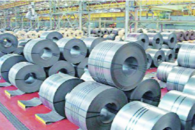 For its part, the steel industry on Tuesday demanded that a 25% safeguard duty on ad valorem basis be imposed on six product categories
