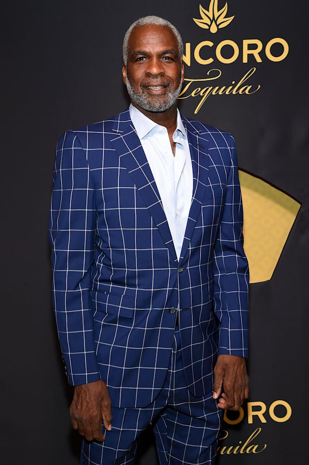 <p>The former NBA player has joined the cast. </p>
