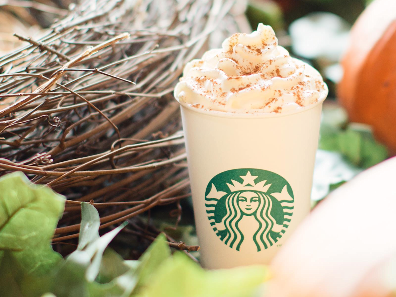 <p>The coffee that launched a million products, this is the original Starbucks Pumpkin Spice Latte.<br />(Starbucks) </p>