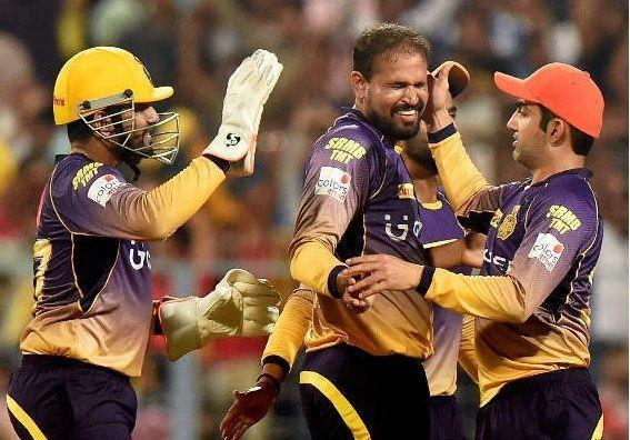 Robin Uthappa and Yusuf Pathan - Image Courtesy (BCCI/IPLT20.com)