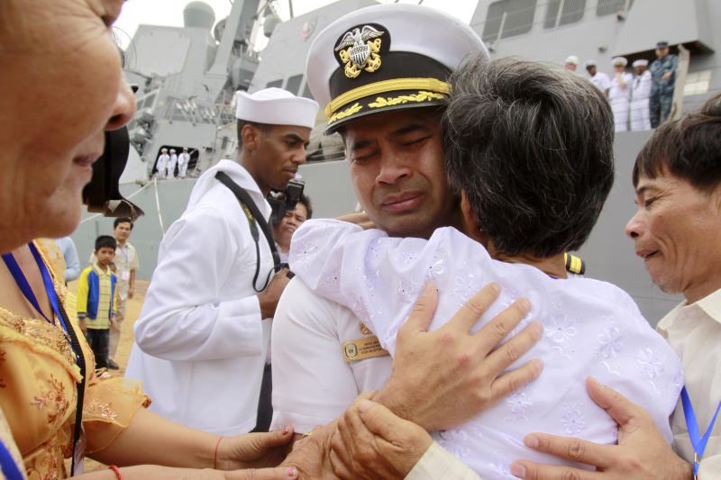 Bribery case reverberates across Navy with arrests