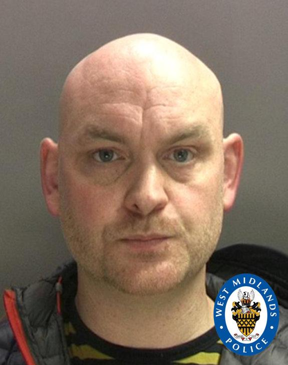 Bruce Humpston was dismissed without notice. (SWNS/West Midlands Police)