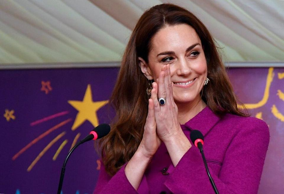 Kate Middleton | Toby Melville - WPA Pool/Getty