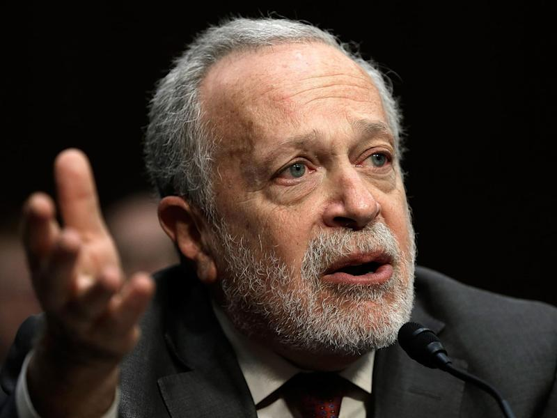 Former US Labor Secretary Robert Reich has been a vocal critic of Donald Trump: Win McNamee/Getty Images