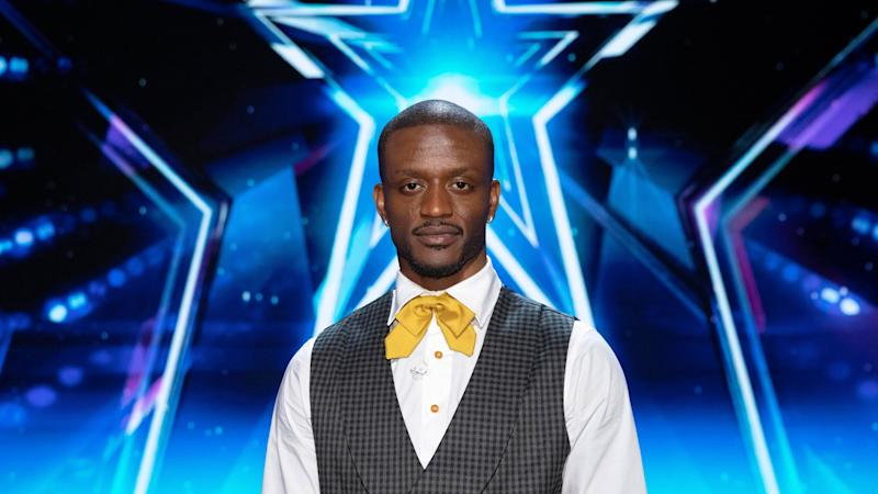 Magician wins place in Britain's Got Talent final with stunt involving partner