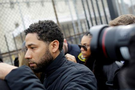 Smollett lawyer: Cameras in court would show state's flimsy case