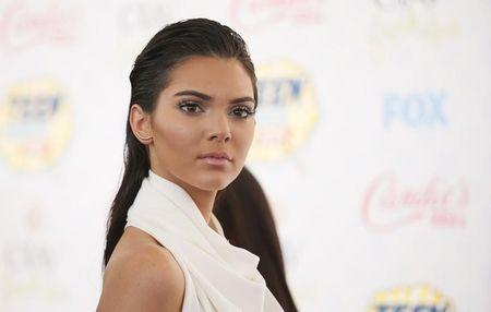 Kendall Jenner no Teen Choice Awards 2014 em Los Angeles.