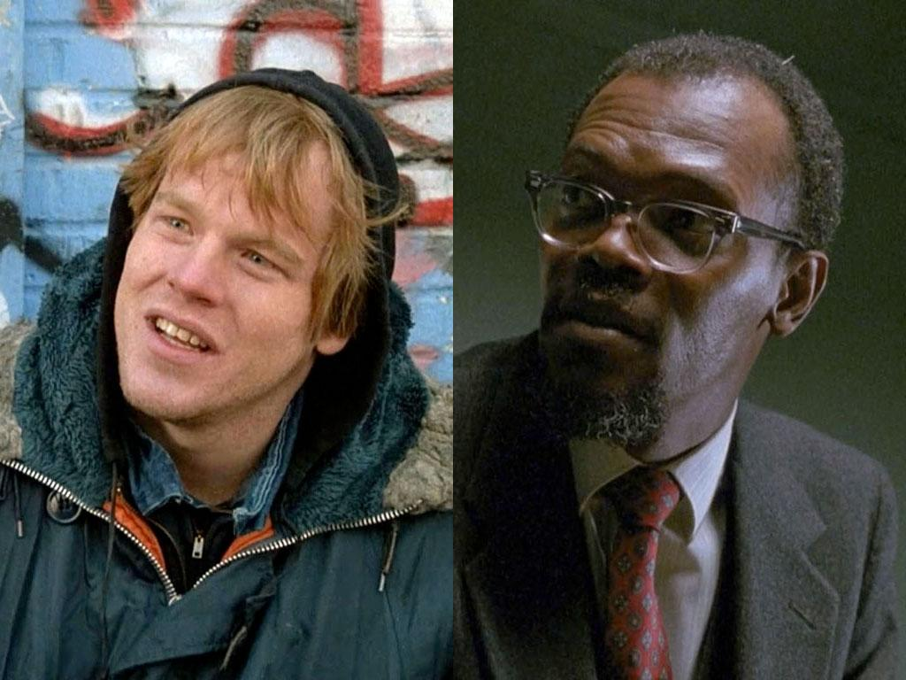 "<b>Dream Team</b><br>Philip Seymour Hoffman '91 -- ""The Violence of Summer"" (L&O)<br>Samuel L. Jackson '91 -- ""The Violence of Summer"" (L&O)<br><br>The formula of investigate first, prosecute second was up-ended in ""The Violence of Summer."" Maybe the presence of two future powerhouses had something to do with it: In a story that outlined the difficulty women had in rape cases, Philip Seymour Hoffman played one of several accused rapists (another was Gill Bellows from ""Ally McBeal""), and his defense attorney was none other than Samuel L. Jackson.<br><br><em>Who else made it big after their ""L&O"" appearance? Let us know in the comments below.</em>"