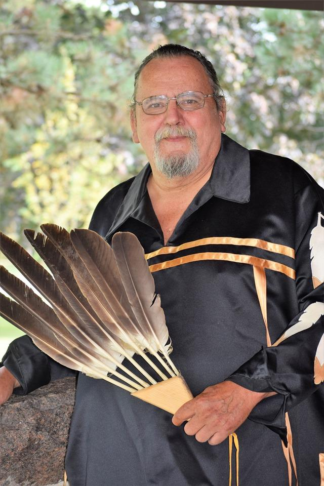 Elmer St. Pierre is The Congress of Aboriginal Peoples National Chief.
