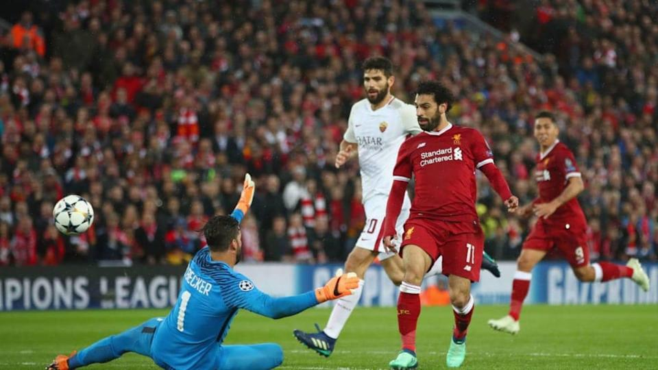 Liverpool - A.S. Roma | Clive Brunskill/Getty Images