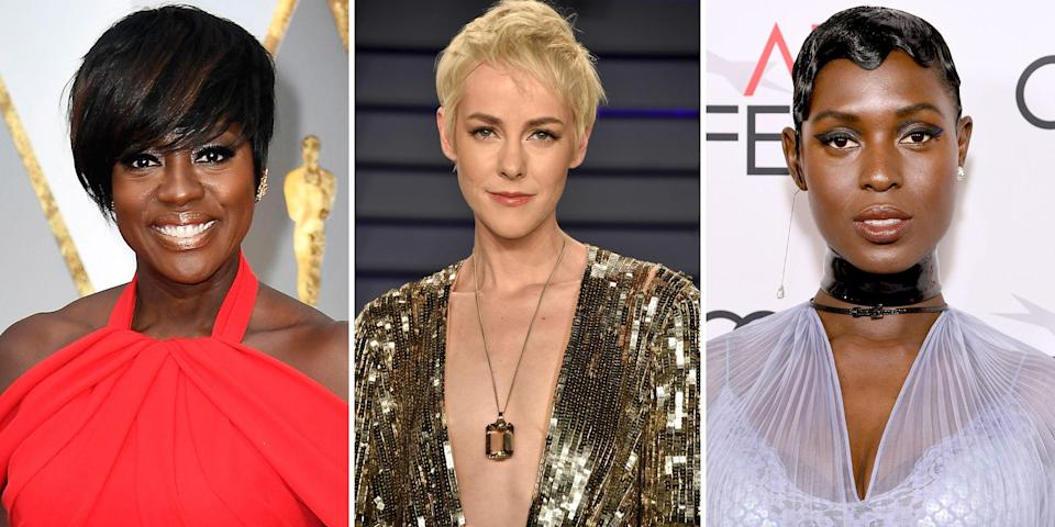 <p>If you've been considering a pixie cut, consider this your ultimate source of inspiration. From classic icons to modern muses, these are the 60-plus celebrities who prove the versatility of the cool cut. Just be aware: After cutting your hair into a pixie, you might find that your sense of style has completely changed. Shorter hair calls for statement earrings, bold lipstick or eyeshadow, and even more daring fashion choices. Click through to see all the different ways to cut and style a pixie of different hair colors, types, and textures. </p>
