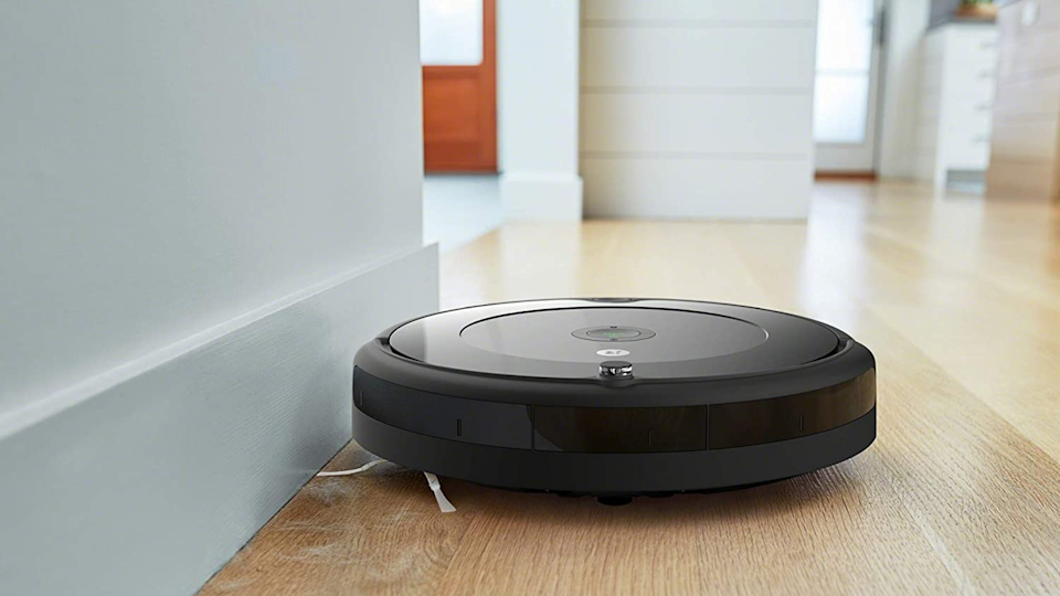 Robot vacuums are the ultimate present for anyone who is strapped for time—i.e. the friend you have to schedule a lunch date with weeks in advance.