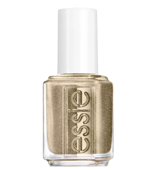 "<h3>Essie So Stellar </h3><br>Meet your new gold glitter <a href=""https://www.refinery29.com/en-us/top-coat-nail-polish"" rel=""nofollow noopener"" target=""_blank"" data-ylk=""slk:top coat"" class=""link rapid-noclick-resp"">top coat</a>, perfect for <a href=""https://www.refinery29.com/en-us/2019/03/225044/cuticle-stripe-nail-art-trend"" rel=""nofollow noopener"" target=""_blank"" data-ylk=""slk:cuticle nail art."" class=""link rapid-noclick-resp"">cuticle nail art.</a><br><br><strong>Essie</strong> essie Limited Edition Blue Moon Collection Nail Polish - 0.46 fl oz, $, available at <a href=""https://go.skimresources.com/?id=30283X879131&url=https%3A%2F%2Fwww.target.com%2Fp%2Fessie-limited-edition-blue-moon-collection-nail-polish-once-in-a-blue-moon-0-46-fl-oz%2F-%2FA-79860491"" rel=""nofollow noopener"" target=""_blank"" data-ylk=""slk:Target"" class=""link rapid-noclick-resp"">Target</a>"