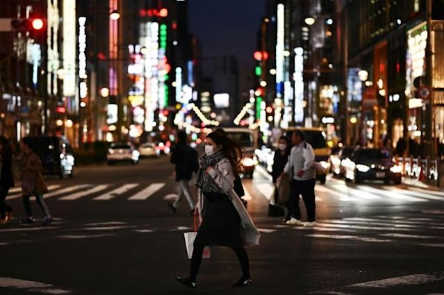 Many hotel operators in Japan have seen bookings decimated by the virus (AFP Photo/CHARLY TRIBALLEAU)