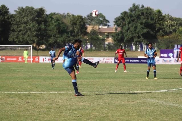 Minerva Punjab vs Churchill Brothers