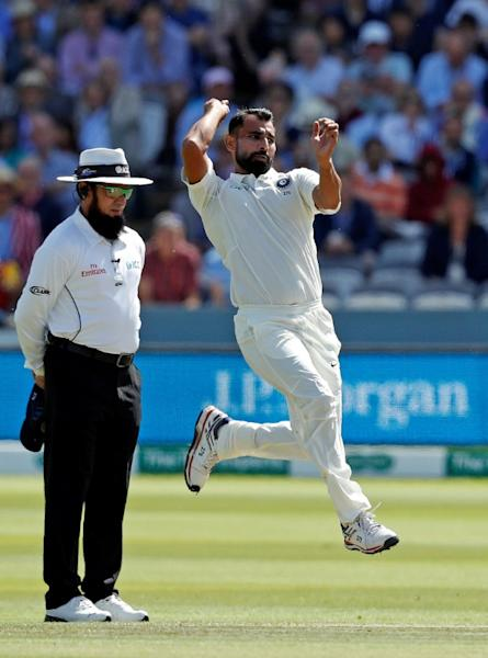 Mohammed Shami said India's bowlers would target Jonny Bairstow's inuury