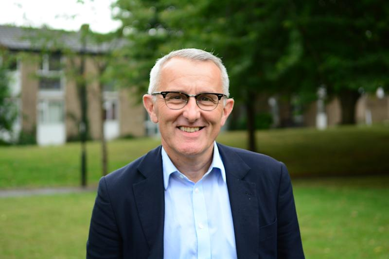 Lib Dem candidate for Cambridge Rod Cantrill. Photo: Cambridge Liberal Democrats