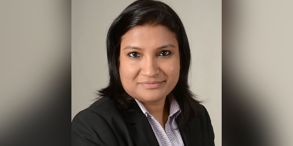 56) Akansha Goyal, vice president, product control, Barclays. Photo: Barclays