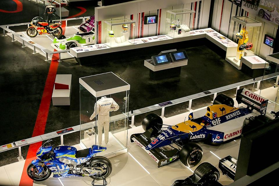 How you can visit Silverstone amid British GP closure