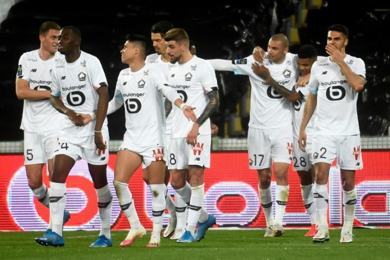 Against the odds, Lille pipped Paris Saint-Germain to win the French title for the first time since 2011
