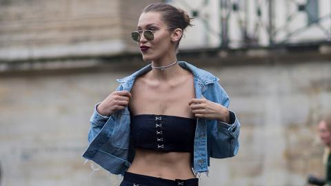 Bella Hadid Is Being Roasted for Using 'Dope' and 'Homeboy' to Describe Sneakers