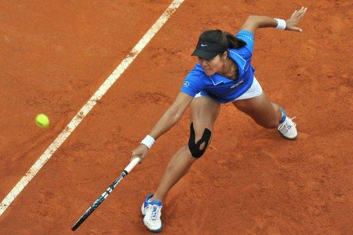 This year has seen a run of frustrations for Li Na