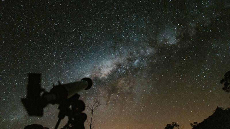 Astronomy isn't all that complicated. Image: Lucas Pezeta/Pexels
