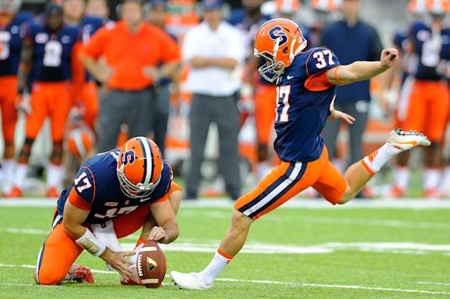 Syracuse K Ross Krautman's career is over due to chronic hip condition