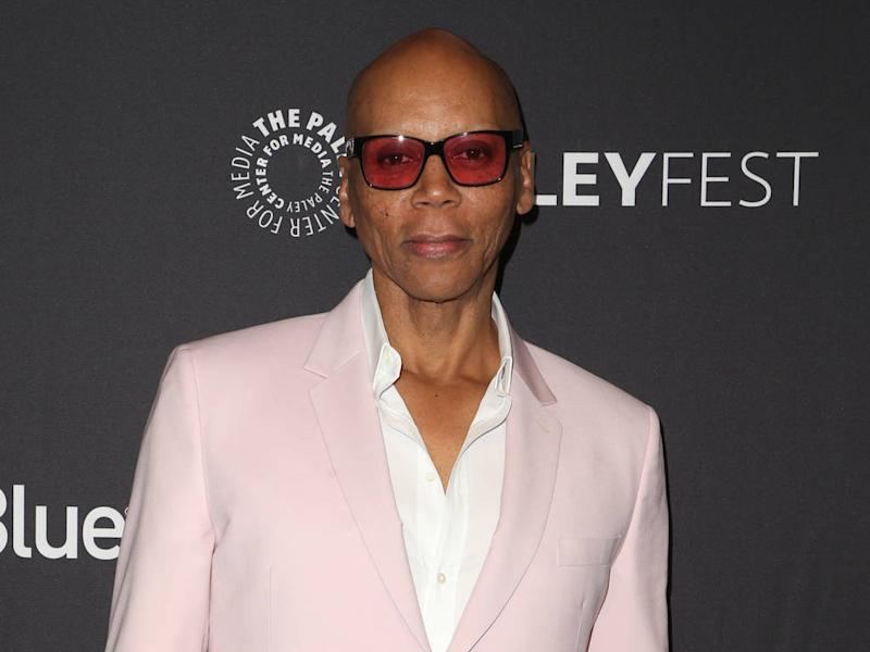 RuPaul collaborates with Mally Beauty on cosmetics line