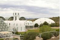 <p>Oracle serves as home to the famed Biosphere 2, an earth science research facility owned by the University of Arizona and tasked with a lifelong continuation of learning about our planet. To this day, it remains the worlds largest enclosed system.</p>