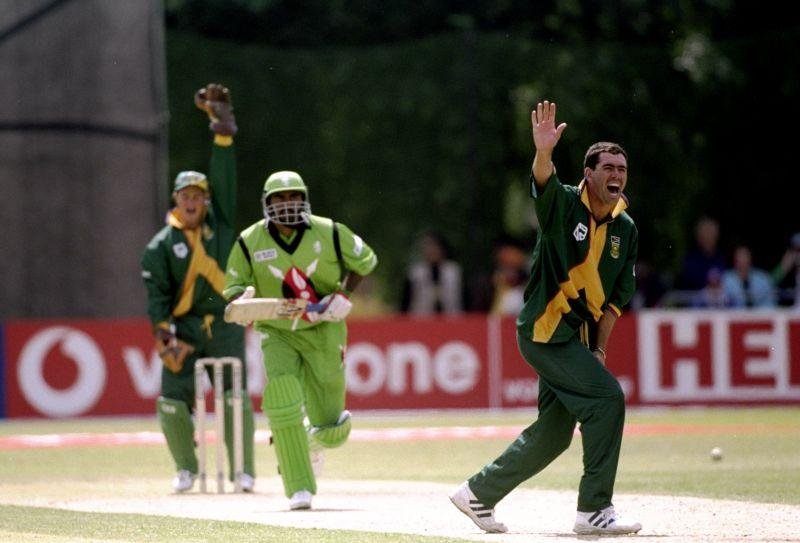 Hansie Cronje was a handy all-rounder