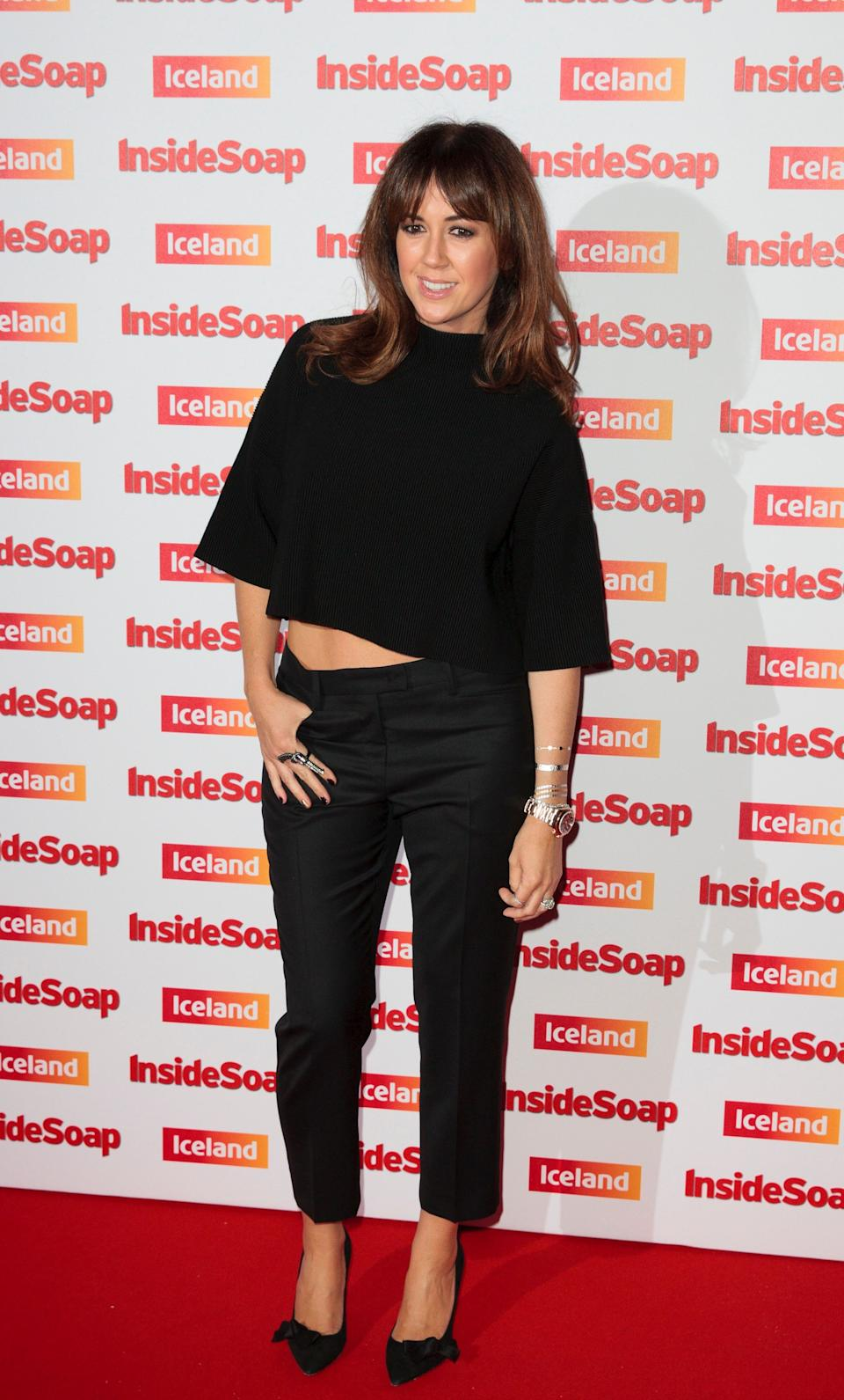 Sheree Murphy received a lot of love in 'Emmerdale' and she's since jetted off to Australia, where she now appears in 'Neighbours'.   She also played Eva Price in 'Hollyoaks'.